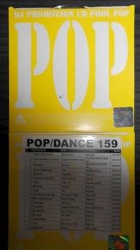 DJ Promotion CD Pool POP/Dance 159 - CD album доставка товаров из Польши и Allegro на русском