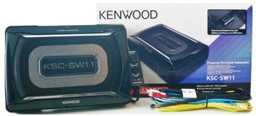 KENWOOD KSC-SW11 АКТИВНЫЙ САБВУФЕР ПОД СИДЕНЬЕ доставка товаров из Польши и Allegro на русском