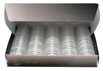 Колпаки на монеты 2 злотых GN 100 шт. в коробке доставка товаров из Польши и Allegro на русском