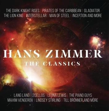 HANS ZIMMER The Classics 2LP ВИНИЛ 2 Cellos доставка товаров из Польши и Allegro на русском