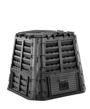 KOMPOSTOWNIK ECOSMART 420L CZARNY poprawiony model
