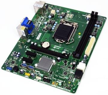 (Материнская ПЛАТА MS-7848 i3 i5 i7 DDR3, SATA3, с. 1150) доставка товаров из Польши и Allegro на русском