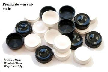 Шашки в шашки глюков малые компл. 24 шт. WBM доставка товаров из Польши и Allegro на русском