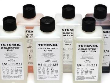 Tetenal Colortec Kit для клише фильмов C-41 на 2,5 л доставка товаров из Польши и Allegro на русском