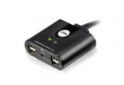 ATEN Переключатель USB-US-424 4 комп 4 устройства доставка товаров из Польши и Allegro на русском