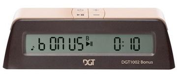 ШАХМАТНЫЕ ЧАСЫ DGT 1002 Бонус добавление времени доставка товаров из Польши и Allegro на русском