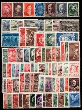 Год выпуска 1952. Fi 583-652 ** - 76 мет. доставка товаров из Польши и Allegro на русском