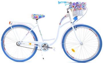 Женский городской велосипед дамка ДАЛЛАС 28 доставка товаров из Польши и Allegro на русском