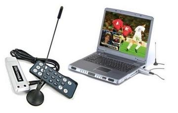 ТВ-ТЮНЕР USB DVB-T MPEG4 КАРТА TELWIZYJNA + АНТЕННА доставка товаров из Польши и Allegro на русском
