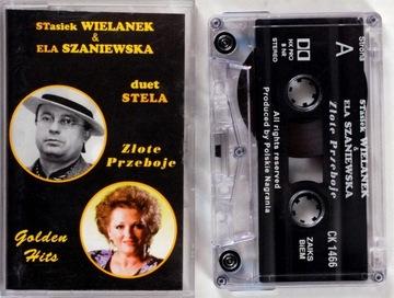 Дуэт Стела - Золотые Хиты (кассета) ОЧ. доставка товаров из Польши и Allegro на русском