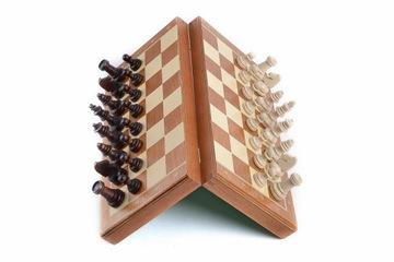 E-SZACHYCOM шахматы деревянные МАГНИТНЫЕ доставка товаров из Польши и Allegro на русском