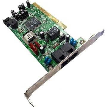 PCI модем 56K U. S. ROBOTICS 100% ОК OxV доставка товаров из Польши и Allegro на русском