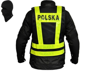 ЖИЛЕТ СПЕЦИАЛЬНАЯ ОДЕЖДА ДЛЯ МОТОЦИКЛИСТОВ СВЕТООТРАЖАЮЩИЕ ПОЛЬША ОЗОН доставка товаров из Польши и Allegro на русском