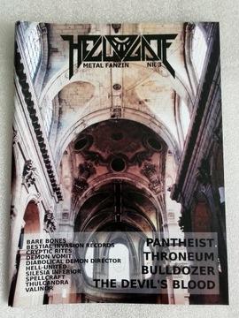 HELLGATE 'zine #3 / 2013 доставка товаров из Польши и Allegro на русском