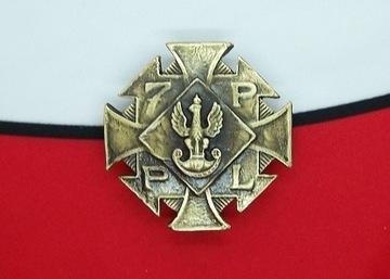 7 Pułk Piechoty Legionów odznaka pułkowa MAZOWSZE доставка товаров из Польши и Allegro на русском