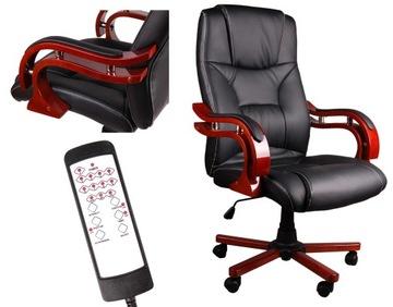 кресло офисное с массажем купить с доставкой из Польши с Allegro