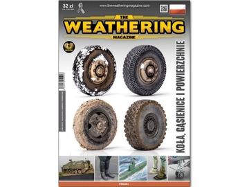 The Weathering Magaz. 25 Koła, gąsienice A.MIG4524 доставка товаров из Польши и Allegro на русском