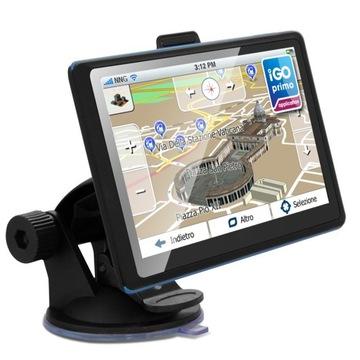 """GPS 7"""" NAWIGACJA iGO PRIMO MAPY EU TIR TRUCK"""