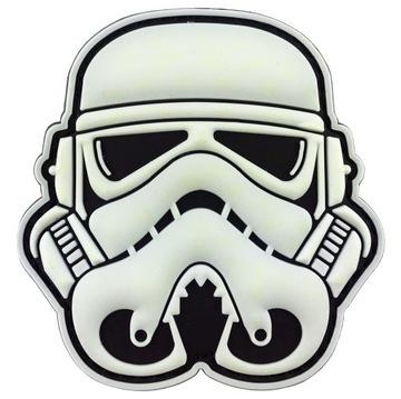 Полоса 3D ПВХ Star Wars TROOPER белая светит! доставка товаров из Польши и Allegro на русском