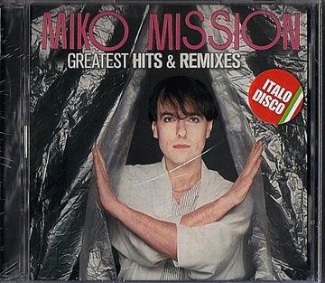 MIKO MISSION GREATEST HITS & REMIXES 2CD ИТАЛО доставка товаров из Польши и Allegro на русском