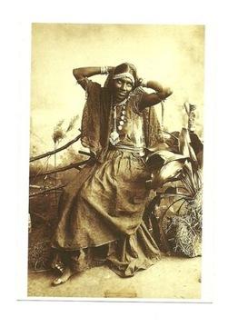 Pocztówka - Portret młodej Hinduski z Surinamu доставка товаров из Польши и Allegro на русском
