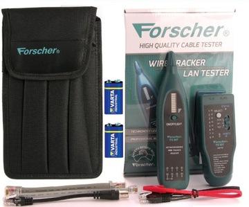 Точный Finder Пар Тестер LAN FS807 FORSCHER доставка товаров из Польши и Allegro на русском