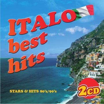 ITALO best hits - 2 CD-итальянские хиты доставка товаров из Польши и Allegro на русском
