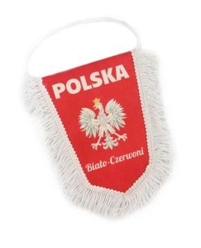 ВЫМПЕЛ ПОЛЬША БЕЛО-КРАСНЫЕ доставка товаров из Польши и Allegro на русском