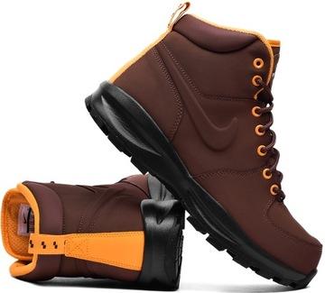 Зимние Ботинки Мужские Nike Manoa 454350 203 р. 43 доставка товаров из Польши и Allegro на русском