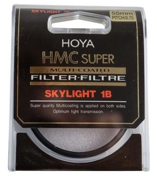 Фильтр Hoya Skylight 1B HMC Super 55 мм доставка товаров из Польши и Allegro на русском