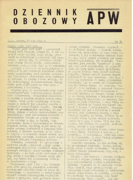 ARBEITERTUM GAZETA DAF 1941 R.  доставка товаров из Польши и Allegro на русском