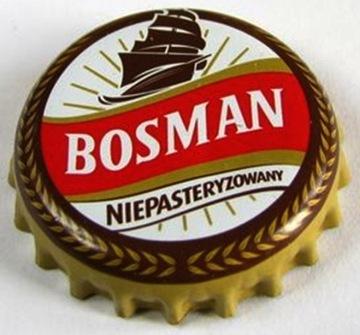 Крышечку от пива - ЩЕЦИН - БОЦМАН NIEPASTERYZOWANY доставка товаров из Польши и Allegro на русском