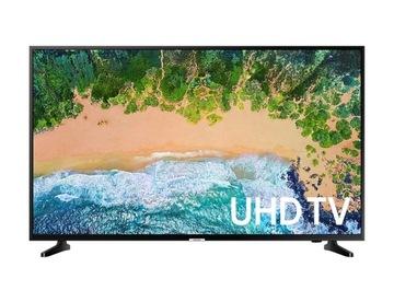 Телевизор Samsung LED 55 UE55NU7093U 4K UHD Wi-Fi доставка товаров из Польши и Allegro на русском