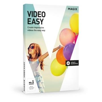 MAGIX Video easy BOX доставка товаров из Польши и Allegro на русском