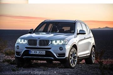 СТЕКЛО ЛОБОВОЕ BMW X3 F25; X4 F26 7283828