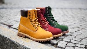 b3299de2 Niedrogie buty w stylu timberlandów dla panów