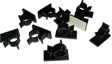 Držiak kábla samolepiacej západky 7.9-10,3mm