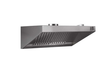 Catering Hood 1000x700x400 Premium Filters