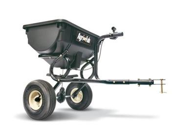 Rozmetadlo pre záhradný traktor 39 kg