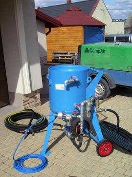 Sandblaster Sandblasting Plant Nový výrobca