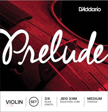 D'Addardio Prelude J810 reťazce na husle 3/4