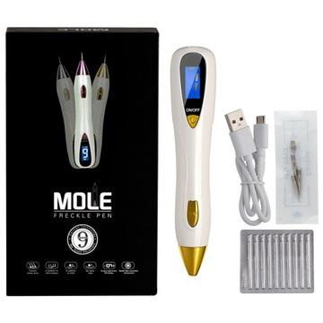 Laserové pero plazmové odstránenie bradavíc, tadula skóre