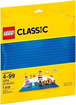 LEGO Classic Modrá základová doska 10714
