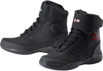 Motocyklové topánky DXR Lace Up + Free