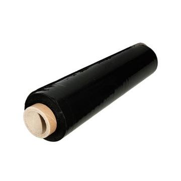 Stretch XL fólie Streamer Black Mega Roll