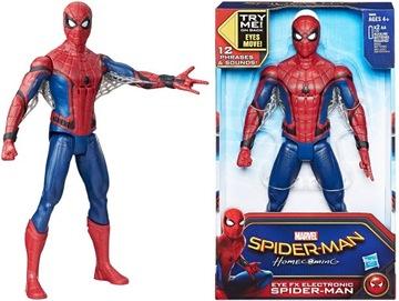 Veľký figúrkový spiderman Homecoming Zvuky B9693
