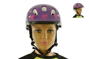 Detská cyklistická helma rock regulujte. S-M 6 návrhy