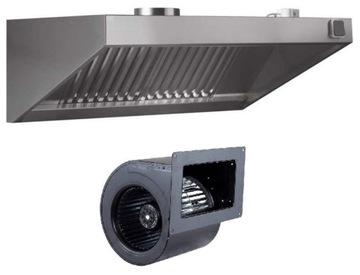 Krytové food 1800x900x400 Turbine Filtre