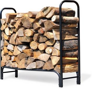Drevený stojan na krb GRAB 1, dreváreň