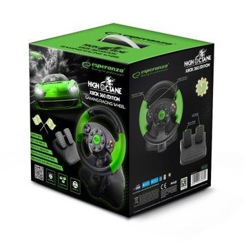 MARKOWA volant pre Xbox PC PS3 Darčekové hráčov